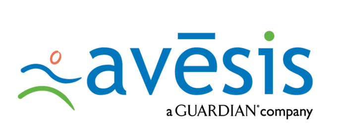 Avesis, a Guardian Company logo